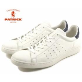 【交換返品送料無料】 パトリック PATRICK LIZARD-P リザード パンチ WHT ホワイト 15630