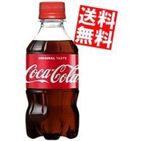 【送料無料】コカコーラ 300mlペットボトル 24本入[のしOK]big_dr