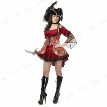 !! エキゾチックパイレーツクイーン XS 仮装 衣装 コスプレ ハロウィン 余興 大人用 コスチューム 女性 パイレーツ 女海賊 女性用 レディ