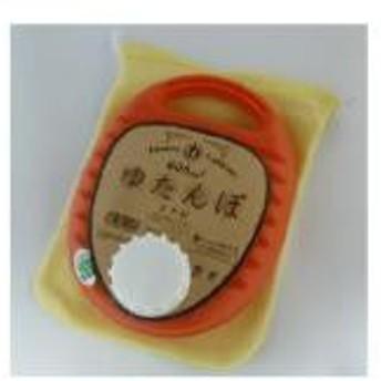 マルカ 湯たんぽ オレンジ 600ml 600MLユタンポ O[600MLユタンポブクロO]【返品種別A】