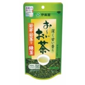 まとめ買い6袋セット ☆おーいお茶 若芽・若茎入り緑茶 1袋(100g入) 伊藤園