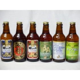 クラフトビールパーティ6本セット 金しゃちピルスナー330ml 名古屋赤味噌ラガー330ml 金しゃちアルト330ml IPA330ml プラチナエール