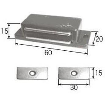 リクシル リビング建材用部品 クローゼット 開き戸:マグネットキャッチ FNMZ245 LIXIL トステム メンテナンス ※メーカー在庫限り