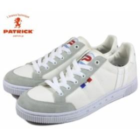 【交換返品送料無料】 パトリック PATRICK BISCAY ビスケー WHT ホワイト 527660