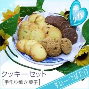 送料無料 手作り焼き菓子 クッキーセット×2箱[すいーつばたけ] のしOK / 贈り物 グルメ 食品 ギフト