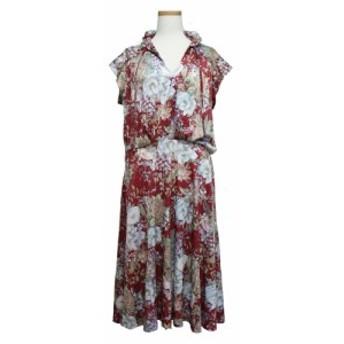 Select Vintage floral dress セレクト ヴィンテージ 花柄 ワンピース (半袖ワンピース) 084263【中古】