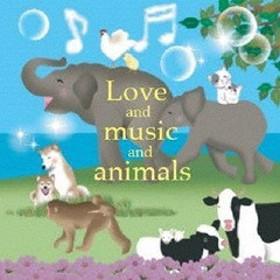 送料無料有/[CD]/オムニバス/Love and music and animals/BSLE-3