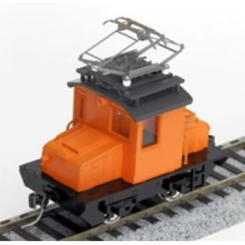 コスミック (HO) HT-818LK EB 凸型電気機関車 G組立キット(ランプユニット付) コスミツク HT-818LK EB トツガタ Gキット【返品種別B】