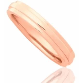 刻印無料 ピンクシルバー ペアリング マリッジリング 結婚指輪 メンズ単品|雑誌掲載人気ブランド|プレゼント推奨品|95-2017P