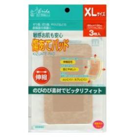 共立薬品工業 エリーダ ウレタン素材の傷あてパッド XL3枚 ウレタンキズアテパツトXL-3[ウレタンキズアテパツトXL3]【返品種別A】