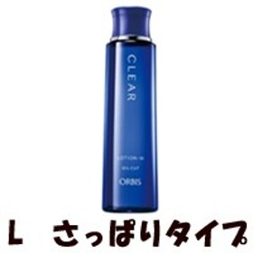オルビス 化粧水 薬用 クリアローション L さっぱりタイプ 180ml ORBIS 医薬部外品 化粧水 tg_tsw_7 - 定形外送料無料 -