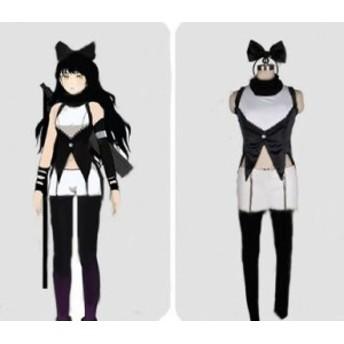 RWBY Black Trailer   コスチューム、コスプレ  コスプレ衣装 完全オーダメイドも対応可能