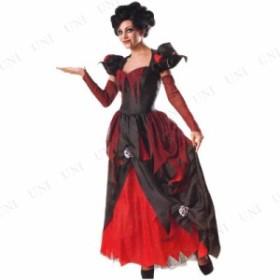 ミッドナイト シンデレラ L 仮装 衣装 コスプレ ハロウィン 余興 大人用 コスチューム 女性 ホラー 怖い ゾンビ ゴシック ドレス シンデ