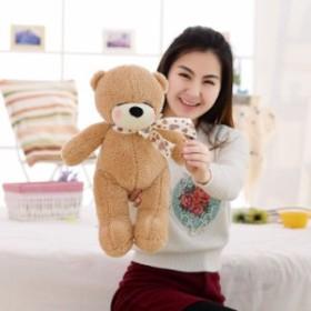 【送料無料】ぬいぐるみ クマ 記念日 抱き枕 くま 玩具 おもちゃ 人気プ レゼント 会場飾り ぬいぐるみ 置物 動物 熊 40cm