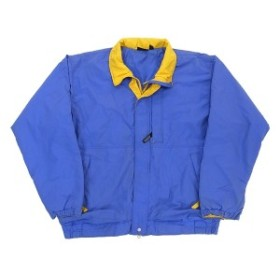 パタゴニア ナイロンジャケット Rありタグ 1980年代後半~1994年 size L (USED PATAGONIA)