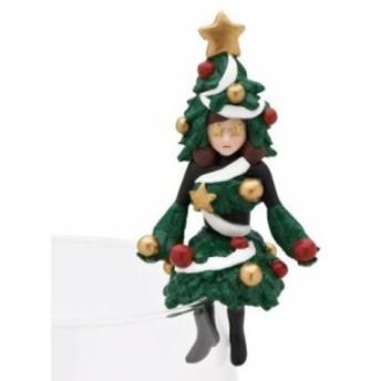 コップのフチ子 クリスマス ツリーのフチ子