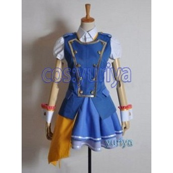 AKB0048 Next Stage 藍田 織音 (2013年1月新番) 高品質★コスプレ衣装