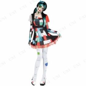 !! ラグドール ML 仮装 衣装 コスプレ ハロウィン 余興 グッズ 大人用 コスチューム 女性用 レディース パーティーグッズ 人形