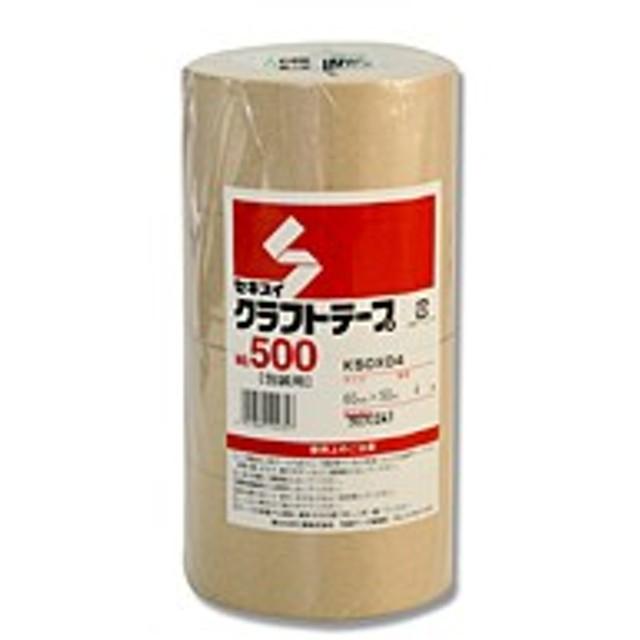 セキスイクラフトテ-プ 60X50M (4巻)【イージャパンモール】【キャッシュレス5%還元】