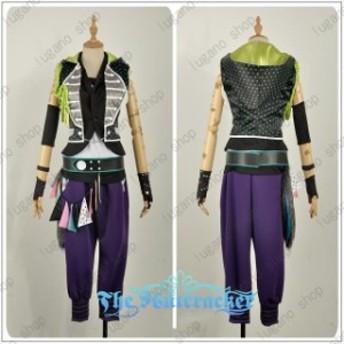B-project  B-プロジェクト 金城 剛士(かねしろ ごうし) 風 コスプレ衣装 完全オーダーメイドも対応可能