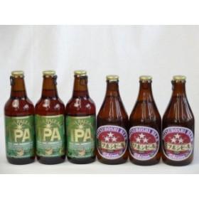 クラフトビールパーティ6本セット IPA330ml ミツボシヴァイツェン330mlギフト のし可