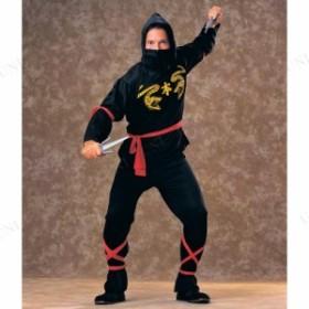 コスプレ 仮装 忍者 衣装 コスプレ ハロウィン 仮装 余興 大人 コスチューム メンズ 時代劇 忍者 大人用 男性用 パーティーグッズ 和風