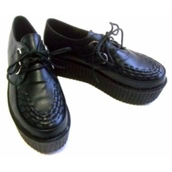 MEN XIANG XIAO LA JIAO メン ラバーソールブーツ (シューズ 靴 厚底 ジョージコックス) 075985【中古】