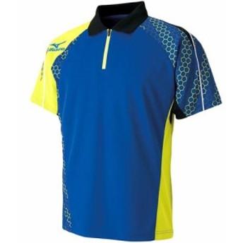 ミズノ(MIZUNO) ゲームシャツ 82JA600325 【卓球ウェア メンズ レディース キッズ】