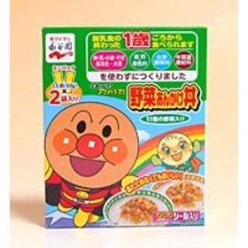 永谷園 アンパンマンミニパック野菜アンカケ丼100g【イージャパンモール】【キャッシュレス5%還元】