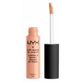 NYX Soft Matte Lip Cream /NYX ソフトマット リップクリーム 色[10 Monte Carlo モンテカルロ]