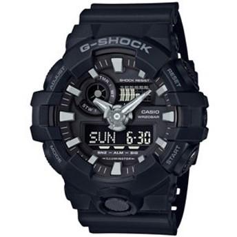 カシオ 【国内正規品】G-SHOCK(ジーショック)Gショック デジアナ時計 メンズタイプ GA-700-1BJF[GA7001BJF]【返品種別A】