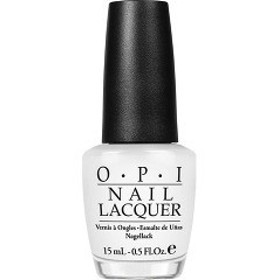 正規品 OPI ネイルラッカー NLL00 アルパイン・スノー(15mL)[ネイルカラー]