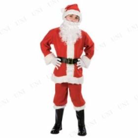 プロモーショナルサンタスーツ 子供用 S 仮装 衣装 コスプレ 子供 コスチューム キッズ クリスマス 女の子 男の子 サンタクロース スーツ