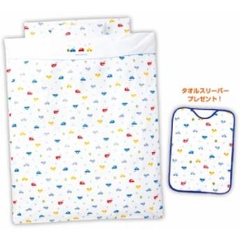 【日本製】ミキハウス 組布団7点セット【送料無料/赤ちゃん/ふとん/寝具】 mam_r