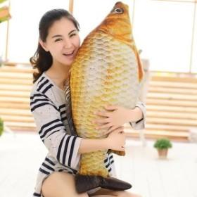 【送料無料】魚 ぬいぐるみ さかな 抱き枕 サカナ クッション おもしろグッズ おもちゃ 店飾り 60cm