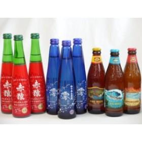クラフトビールパーティ9本セット ハワイコナビール(ファイアーロック・ペールエール355ml ロングボードアイランドラガー355ml ビッグウ