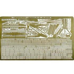 トムスモデル 1/700 エッチングパーツ WWII 米海軍 戦艦 アリゾナ用【PE93】 【返品種別B】