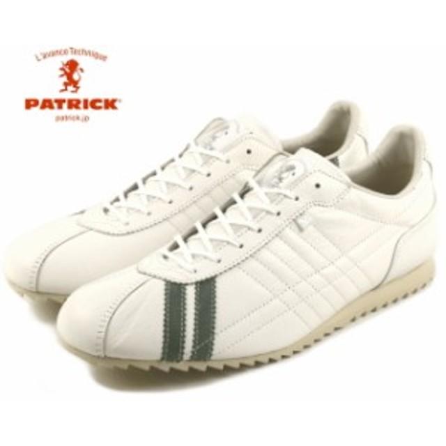【交換返品送料無料】 パトリック PATRICK ELELLY エルリー WHT ホワイト 528170