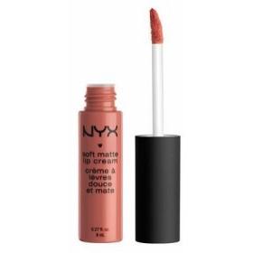NYX Soft Matte Lip Cream /NYX ソフトマット リップクリーム 色[19 Cannes カンヌ]