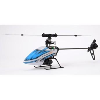 G-FORCE 2.4GHz 6ch 電動RCヘリコプター INTRUDER100S(Blue)BNF【GS301】ラジコン 【返品種別B】