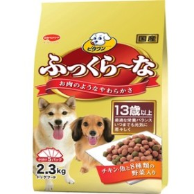 【日本ペット】ビタワンふっくらーな 13歳以上 2.3kg