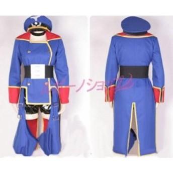 マクロス Flontier シェリル ノーム 射手座軍服 風 コスプレ衣装 完全オーダーメイドも対応可能