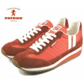 【交換返品送料無料】 パトリック PATRICK MARATHON マラソン ORNGE オレンジ 94817