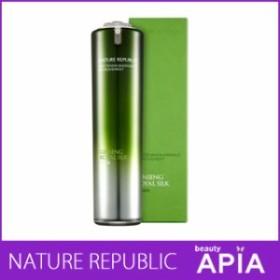 NATURE REPUBLIC (ネイチャーリパブリック) - ジンセン ロイヤル シルク トナー (120ml / 金 40ppm 含有) 韓国コスメ
