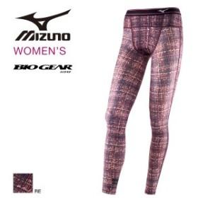 50%OFF (ミズノ)MIZUNO (バイオギア)BIOGEAR Womens BG3000R ロングタイツ レディース
