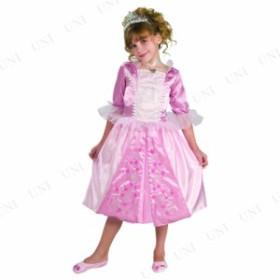 ローズプリンセス 子供用 M 衣装 コスプレ ハロウィン 仮装 コスチューム 子供 キッズ 子ども用 お姫様 こども パーティーグッズ