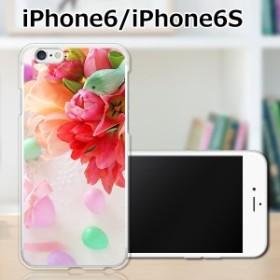 iPhone6s ハードケース/カバー 【フラワーアレンジメント3 PCクリアハードカバー】 iPhone6s スマートフォンカバー・ジャケッ