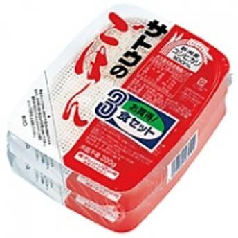 佐藤食品 サトウのごはん新潟県産コシヒカリ 200g×3P【イージャパンモール】