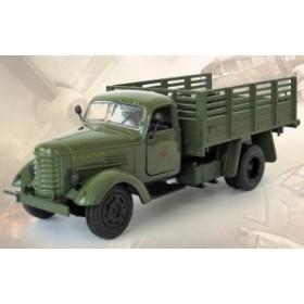 置物 ミニカー 旧人民解放軍 トラック