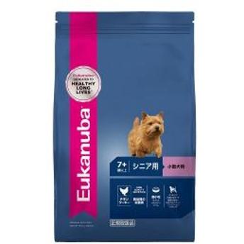 ユーカヌバ シニア用 小型犬用 7歳以上 0.8kg